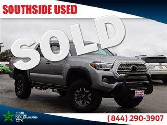 2017 Toyota Tacoma TRD Off Road   San Antonio, TX   Southside Used in San Antonio TX