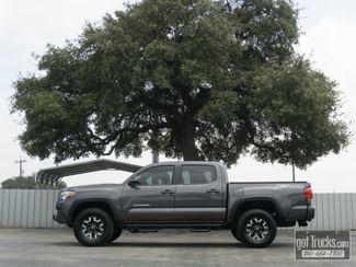 2017 Toyota Tacoma Crew Cab TRD Off Road 3.5L V6 4X4 in San Antonio, Texas 78217