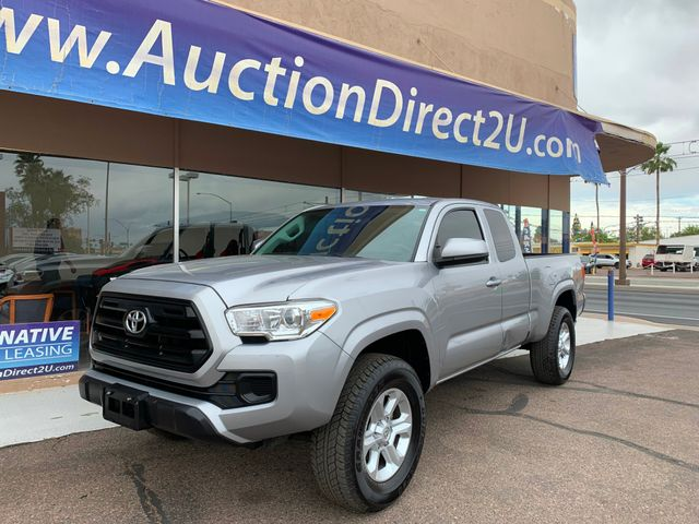 2017 Toyota Tacoma SR EXT CAB 5 YEAR/60,000 MILE NATIONAL POWERTRAIN WARRANTY Mesa, Arizona