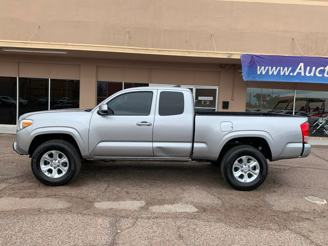 2017 Toyota Tacoma SR EXT CAB 5 YEAR/60,000 MILE NATIONAL POWERTRAIN WARRANTY Mesa, Arizona 1