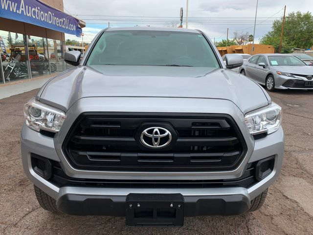 2017 Toyota Tacoma SR EXT CAB 5 YEAR/60,000 MILE NATIONAL POWERTRAIN WARRANTY Mesa, Arizona 7