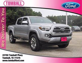2017 Toyota Tacoma Limited in Tomball, TX 77375