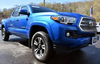 2017 Toyota Tacoma TRD Sport Waterbury, Connecticut 8