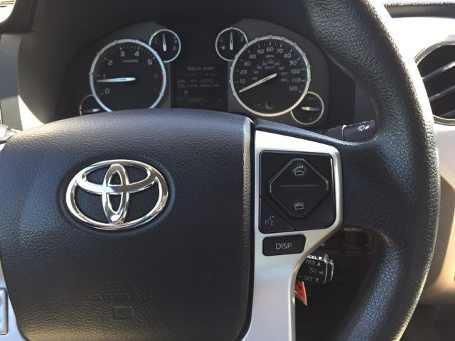 2017 Toyota Tundra 4x4 SR5 Boerne, Texas 33