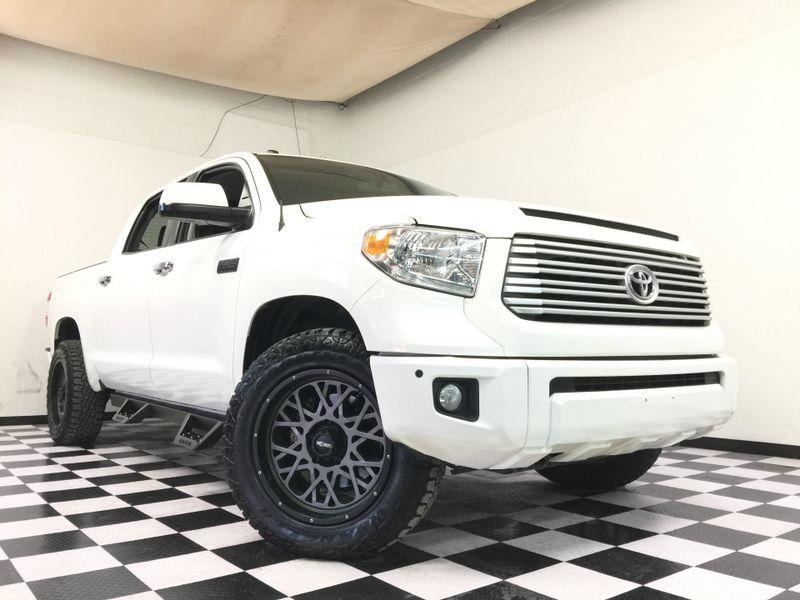 2017 Toyota Tundra *2017 Toyota Tundra*Platinum CrewMax 5.7L 4WD*   The Auto Cave in Addison