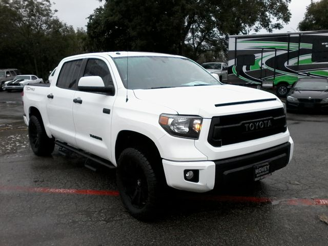 2017 Toyota Tundra TRD PRO  SR5 TRD PRO CREWMAX 4X4 Boerne, Texas 1
