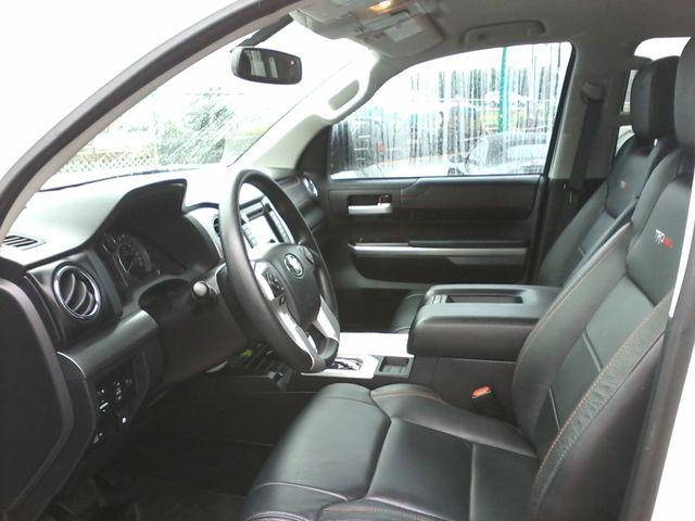 2017 Toyota Tundra TRD PRO  SR5 TRD PRO CREWMAX 4X4 Boerne, Texas 13