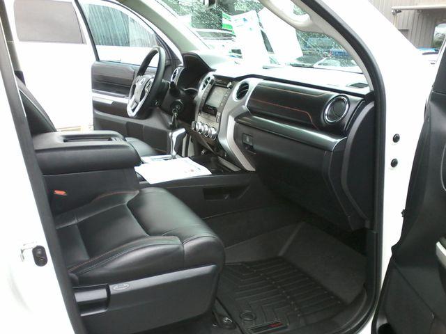 2017 Toyota Tundra TRD PRO  SR5 TRD PRO CREWMAX 4X4 Boerne, Texas 16