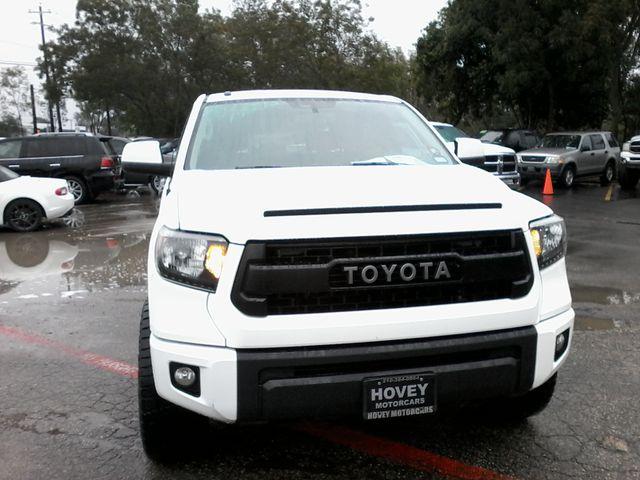 2017 Toyota Tundra TRD PRO  SR5 TRD PRO CREWMAX 4X4 Boerne, Texas 2