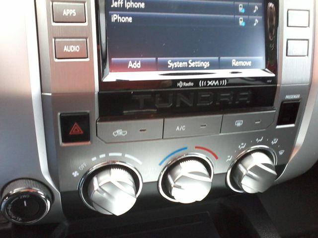 2017 Toyota Tundra TRD PRO  SR5 TRD PRO CREWMAX 4X4 Boerne, Texas 28