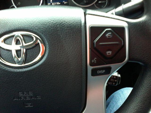 2017 Toyota Tundra TRD PRO  SR5 TRD PRO CREWMAX 4X4 Boerne, Texas 22