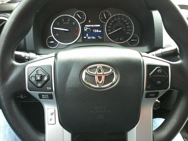 2017 Toyota Tundra TRD PRO  SR5 TRD PRO CREWMAX 4X4 Boerne, Texas 20