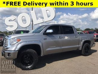 2017 Toyota Tundra Limited CrewMax 4x4 Navi Leather Cln Carfax We ... in Canton, Ohio 44705