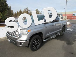2017 Toyota Tundra CrewMax Limited Bend, Oregon