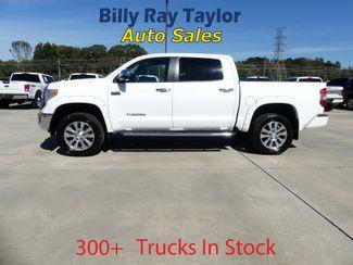 2017 Toyota Tundra Limited in Cullman, AL 35058