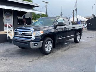 2017 Toyota Tundra Double Cab SR Pickup 4D 6 1/2 ft in Hialeah, FL 33010