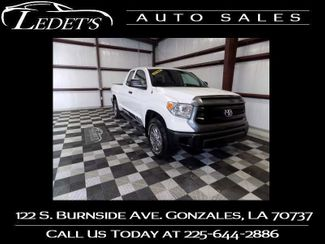 2017 Toyota Tundra SR - Ledet's Auto Sales Gonzales_state_zip in Gonzales