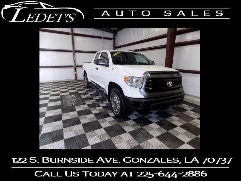 2017 Toyota Tundra SR - Ledet's Auto Sales Gonzales_state_zip in Gonzales Louisiana