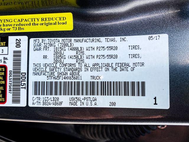 2017 Toyota Tundra Limited Madison, NC 43