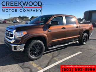 2017 Toyota Tundra SR5 TSS 4X4 Crew Max Leveled Leather 20s 1 Owner in Searcy, AR 72143