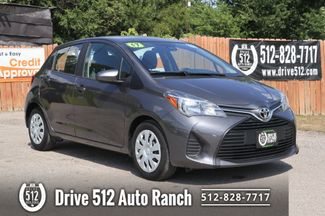 2017 Toyota YARIS Nice GAS SAVER in Austin, TX 78745