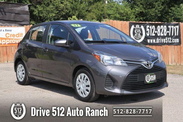 2017 Toyota YARIS Nice GAS SAVER