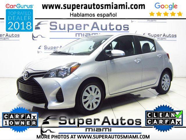 2017 Toyota Yaris L in Doral, FL 33166