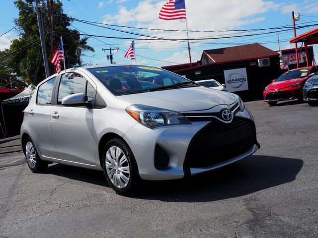 2017 Toyota Yaris L Hatchback Sedan 4D