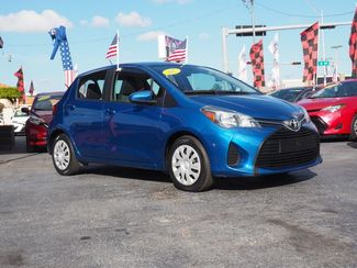 2017 Toyota Yaris L Hatchback Sedan 4D in Hialeah, FL 33010