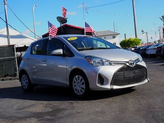 2017 Toyota Yaris LE Hatchback Sedan 4D in Hialeah, FL 33010