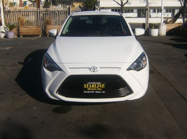 2017 Toyota Yaris iA Los Angeles, CA 1