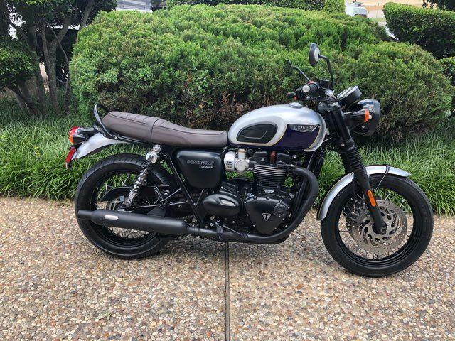 2017 Triumph BONNEVILLE T120 in McKinney, TX 75070