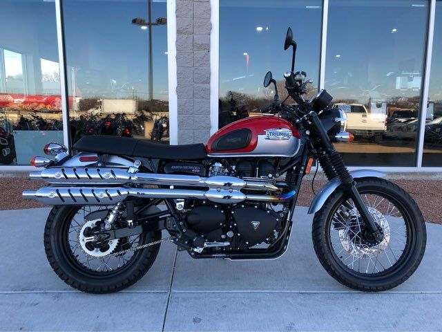 2017 Triumph Scramber ** Only 830 Miles**