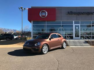 2017 Volkswagen Beetle 1.8T Fleet in Albuquerque New Mexico, 87109