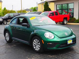 2017 Volkswagen Beetle 1.8T S | Champaign, Illinois | The Auto Mall of Champaign in Champaign Illinois