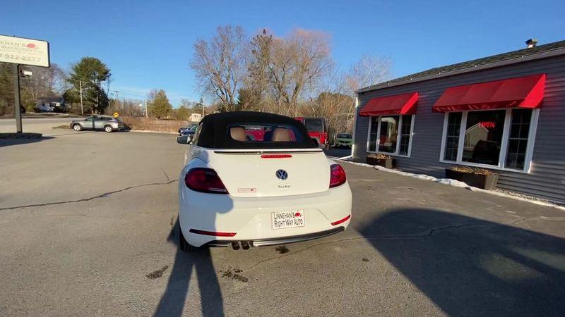 2017 Volkswagen Beetle Convertible 18T Classic  in Bangor, ME