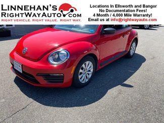 2017 Volkswagen Beetle 1.8T S in Bangor, ME 04401