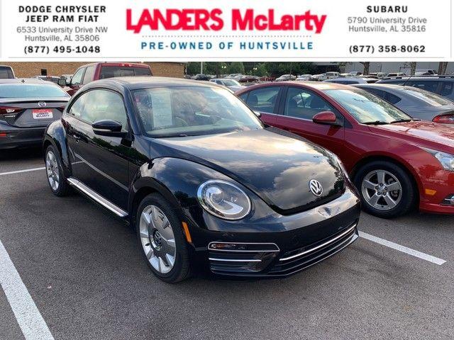 2017 Volkswagen Beetle in Huntsville Alabama