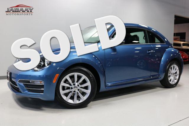 2017 Volkswagen Beetle 1.8T SEL Merrillville, Indiana 0