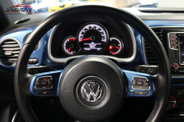 2017 Volkswagen Beetle 1.8T SEL Merrillville, Indiana 17