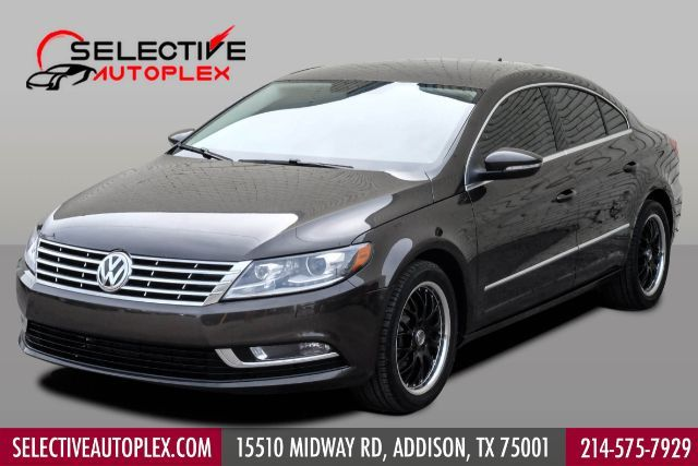 2017 Volkswagen CC 2.0T Sport Navigation Back Up Camera, Heated Seat in Addison, TX 75001