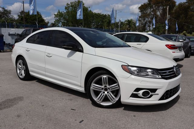 2017 Volkswagen CC R-Line 2.0T Executive in Miami, FL 33142