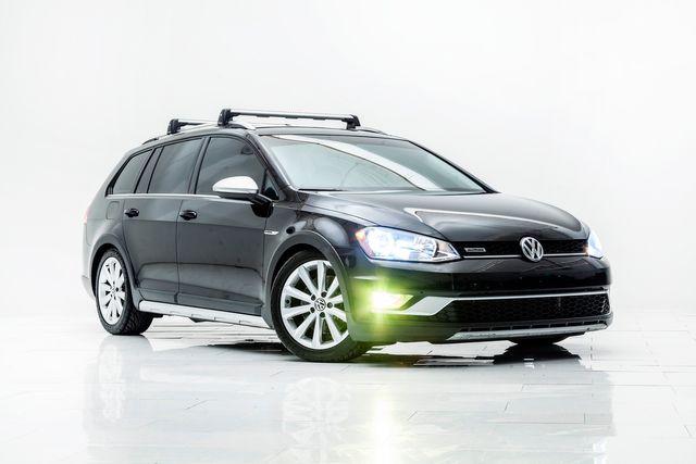 2017 Volkswagen Golf Alltrack S 4Motion in , TX 75006