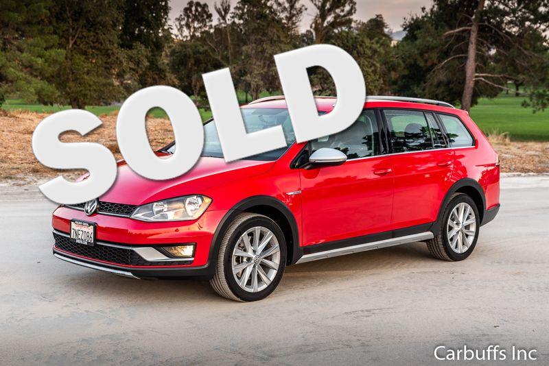 2017 Volkswagen Golf Alltrack SE | Concord, CA | Carbuffs