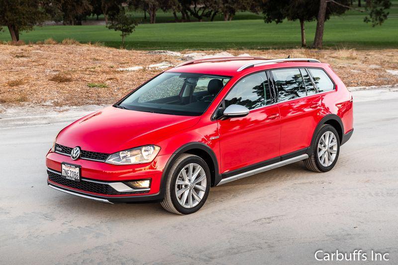 2017 Volkswagen Golf Alltrack SE   Concord, CA   Carbuffs in Concord, CA