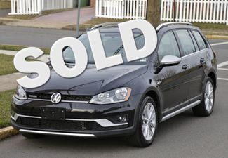 2017 Volkswagen Golf Alltrack in , New