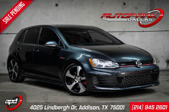 2017 Volkswagen Golf GTI S APR Stage 3 MANY Upgrades