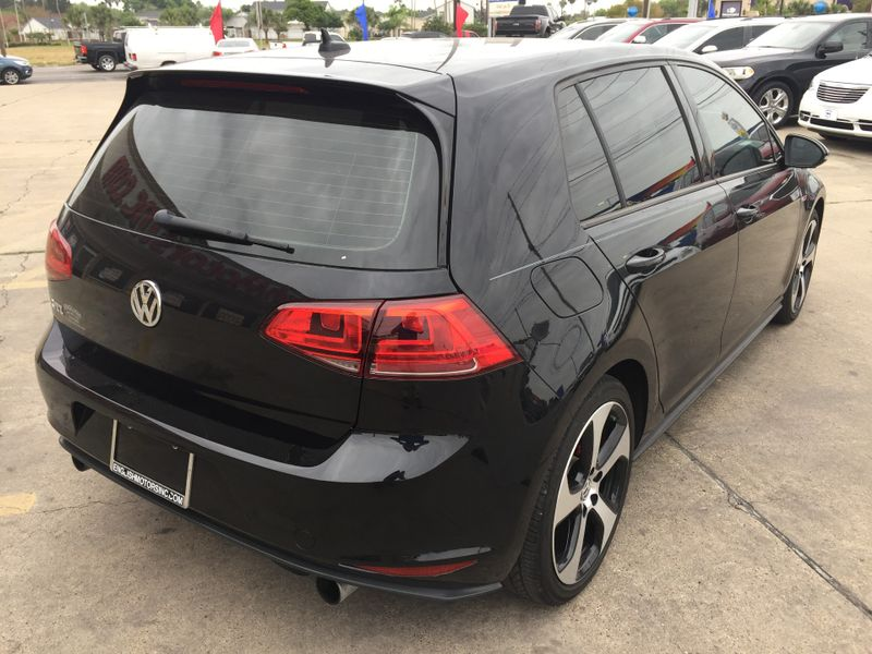 2017 Volkswagen Golf GTI S  Brownsville TX  English Motors  in Brownsville, TX
