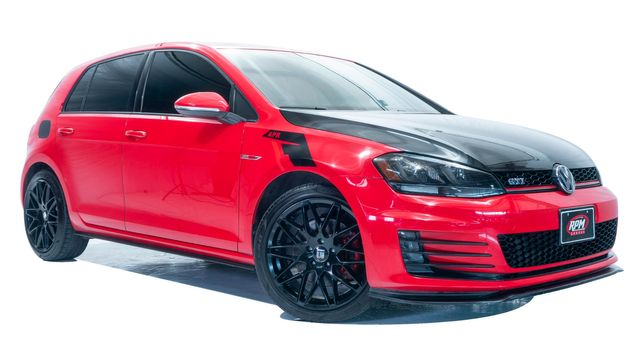 2017 Volkswagen Golf GTI S with Upgrades in Dallas, TX 75229