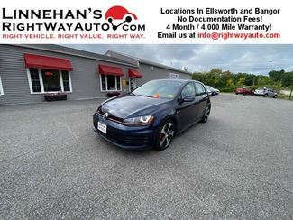 2017 Volkswagen Golf GTI SE in Bangor, ME 04401